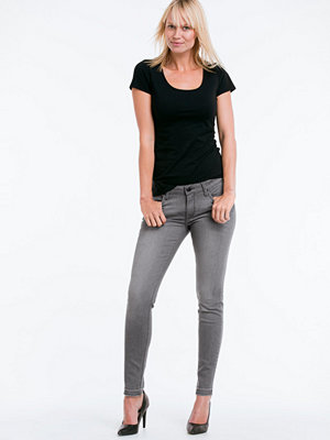 Lee Jeans Scarlett Raw Edge, slim fit