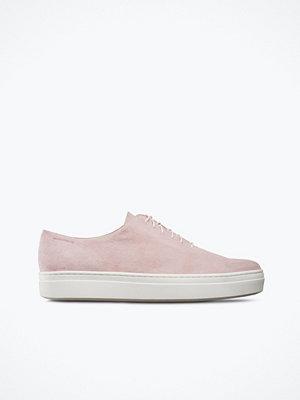 Sneakers & streetskor - Vagabond Sneakers Camille i rosa mocka