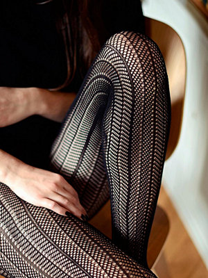 Swedish Stockings Strumpbyxa Astrid Fishnet