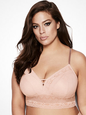 BH - Ashley Graham Mjuk-bh Bralette Convertible