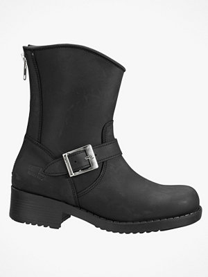 Boots & kängor - Johnny Bulls Mid Hi Biker boots av skinn