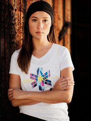 Sportkläder - áhkká T-shirt Maavnese W Tee