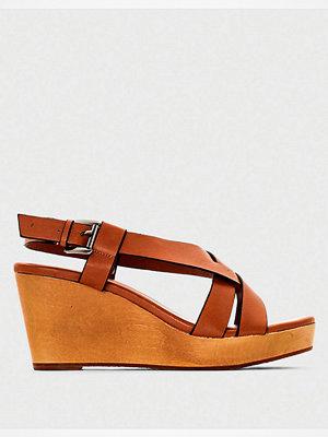 La Redoute Sandaletter med kilklack