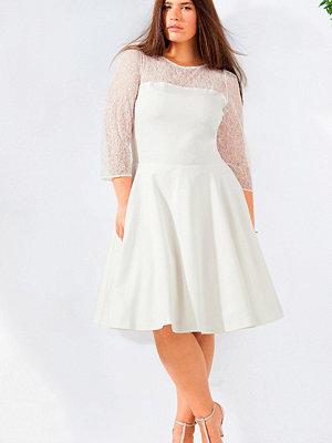 La Redoute Kort spetsklänning
