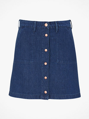 Lee Kjol Button Through Skirt