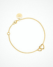 Smycken - SOPHIE By SOPHIE Armband Two Heart