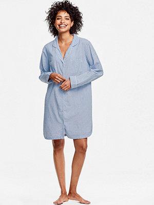 Nattlinnen - Ellos Nattskjorta i vävd kvalitet