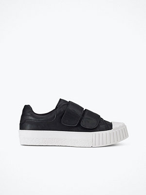 Ellos Sneakers Trend Velcro med platå