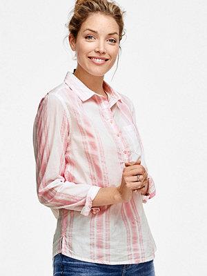 Ellos Bomullskjorta i rak modell