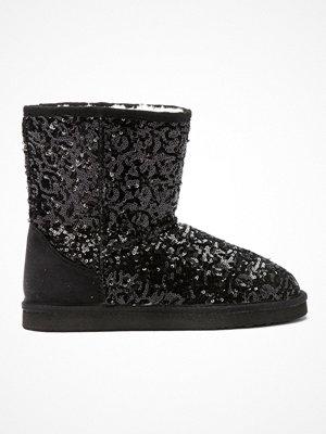 Ellos Boots med paljetter, varmfodrad, dam
