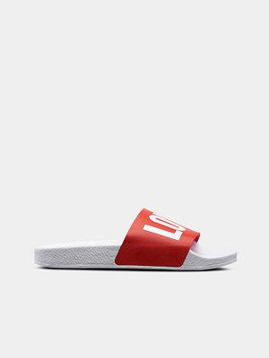 Sandaler & sandaletter - The White Brand Slippers Love