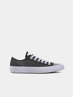 Converse Sneakers Chuck Taylor All Star II ox i mönstrad mesh