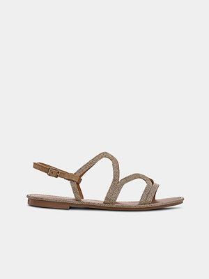 Sandaler & sandaletter - Esprit Sandaler med glitter