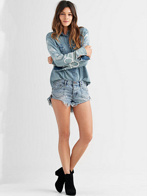 One Teaspoon Jeansshorts Bandit