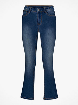 Vila Jeans ViBarcher RW 5P Microflared Jeans