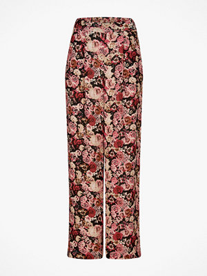 Vero Moda mönstrade byxor Byxa VmMulti Rosa NW Wide Pant