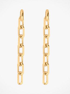 Whyred smycke Örhänge Chain Ear Short