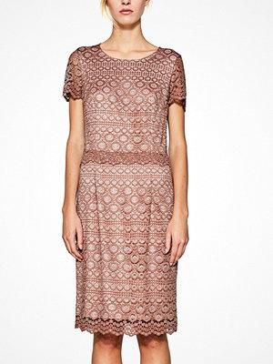 Esprit Spetsklänning med glittertråd