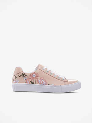 Ellos Sneakers Dover Embrodery med blombroderi