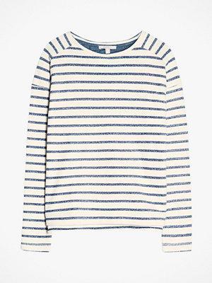 Esprit Sweatshirt i mjuk bomullsmix