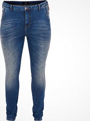 Zizzi Jeans Nille, Extra slim
