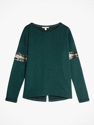 Esprit Sweatshirt med paljetter