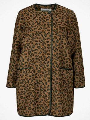 Zizzi Jacka, leopardmönstrad
