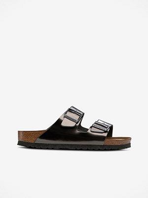 Sandaler & sandaletter - Birkenstock Sandaler Arozona i metallicfärg