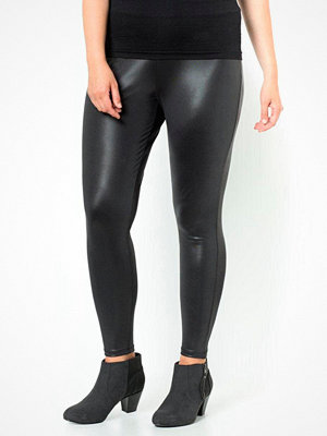 Leggings & tights - La Redoute Långa leggings med lackad effekt