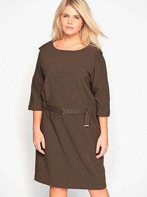 La Redoute Rak klänning med bälte