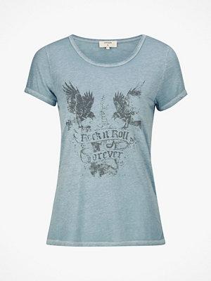Cream T-shirt Rockie