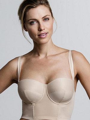 Miss Mary of Sweden Bygel-bh i lång modell