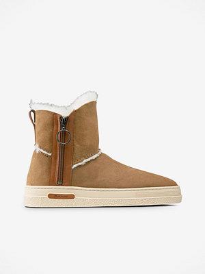 Gant Boots med fårskinnsfoder