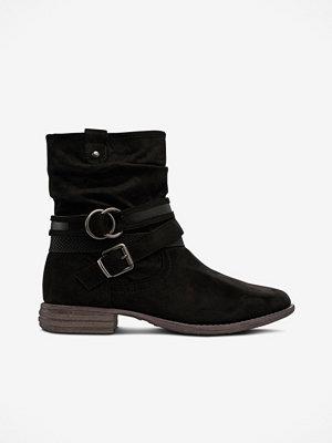 Boots & kängor - Duffy Boots med dekorremmar