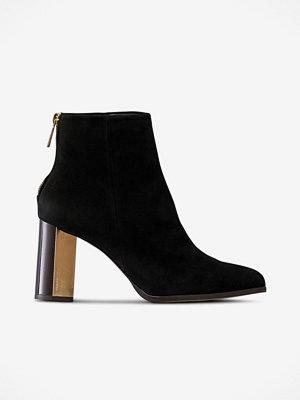 Boots & kängor - Ted Baker Boots Prairey med guldfärgade detaljer