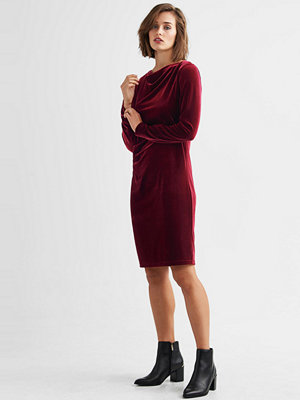 Soaked in Luxury Sammetsklänning Addison