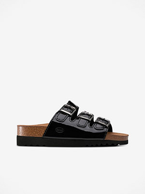 Sandaler & sandaletter - Scholl Sandaler Rio Wedge AD i lack