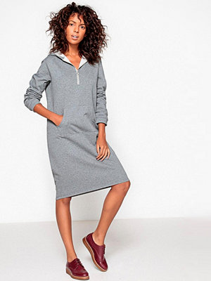 La Redoute Sweatshirtklänning med huva