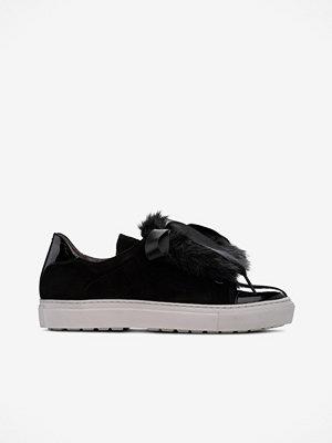 Sneakers & streetskor - Billi Bi Sneakers slip-in med fuskpälsdekor