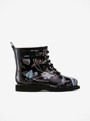 Ilse Jacobsen Gummistövlar Short Printed Rubber Boot