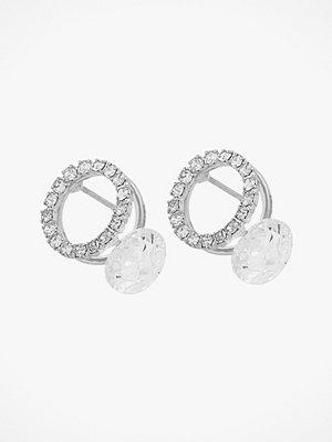SNÖ of Sweden smycke Örhänge Cara Ring Stone