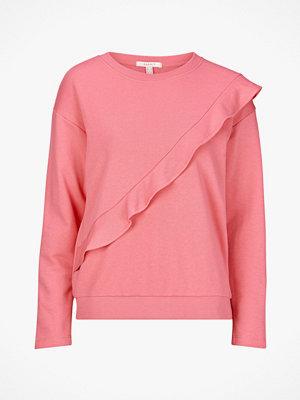 Esprit Sweatshirt med volang