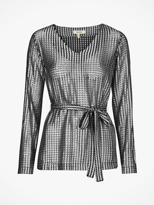 Whyred Blus Sobe Silver Blouse