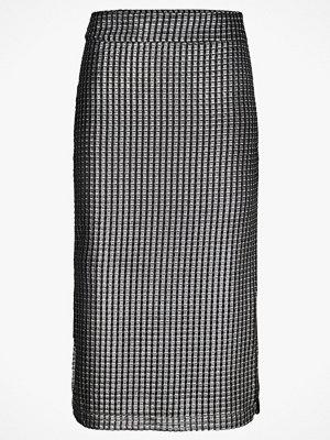 Whyred Kjol Deban Silver Skirt