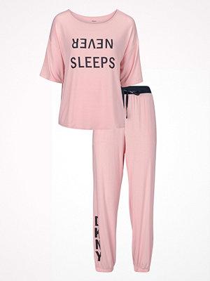 Pyjamas & myskläder - DKNY Pyjamas i mjuk trikå