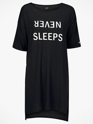 Nattlinnen - DKNY Nattlinne med fickor