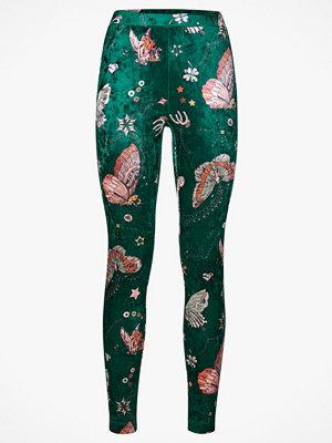 Odd Molly Byxor Dearly Trousers mönstrade
