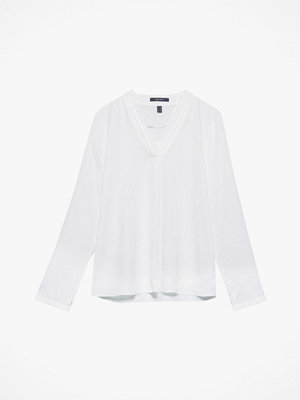 Esprit Blus New Floaty Satin Blouse