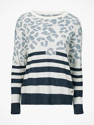 Esprit Stickad tröja i mönstermix