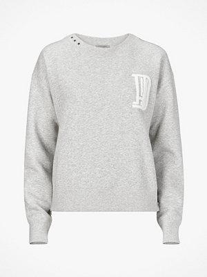 Tröjor - Hunkydory Sweatshirt H.D. Zip Crew